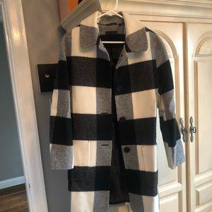 Uniqlo wool coat